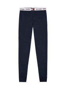 Tommy Hilfiger - Logo Waistband Organic Cotton Joggers -pyjamahousut - CHS NAVY BLAZER | Stockmann