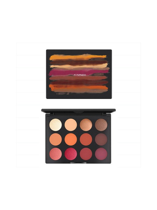 MAC - Art Library Flame-Boyant Eyeshadow Palette -luomiväripaletti 17,2 g - FLAME-BOYANT | Stockmann - photo 1