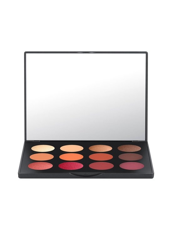 MAC - Art Library Flame-Boyant Eyeshadow Palette -luomiväripaletti 17,2 g - FLAME-BOYANT | Stockmann - photo 2