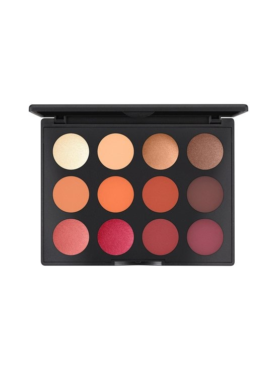 MAC - Art Library Flame-Boyant Eyeshadow Palette -luomiväripaletti 17,2 g - FLAME-BOYANT | Stockmann - photo 3
