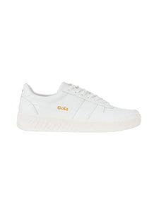 Gola - Grandslam Leather Trainer -nahkatennarit - WHITE/WHITE/WHITE | Stockmann