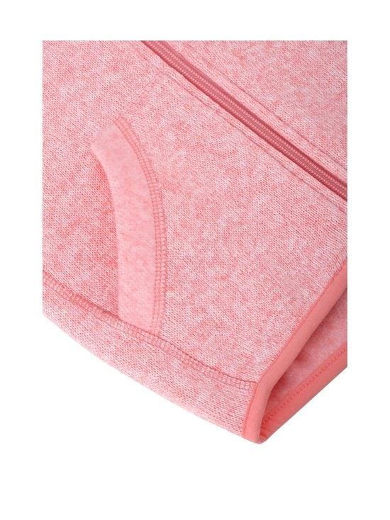 Reima - Hopper-fleecetakki - 4560 BUBBLEGUM PINK | Stockmann - photo 3