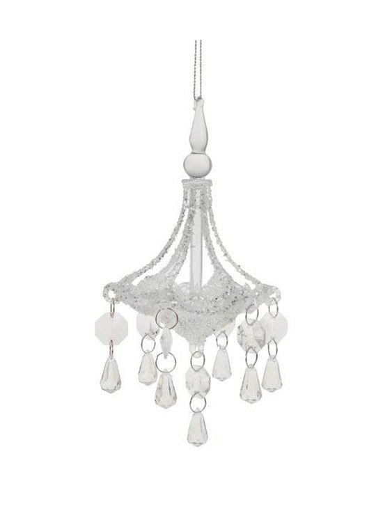 Weiste - Sparkly Glass Chandelier -joulukoriste 16 cm - NOCOL | Stockmann - photo 1