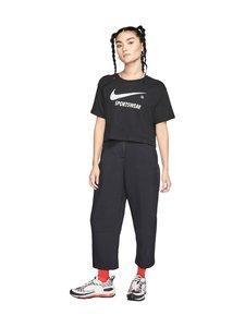 Nike - Sportswear-paita - 010 BLACK/WHITE | Stockmann
