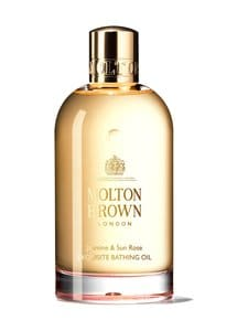 Molton Brown - Jasmine & Sun Rose Bath Oil -kylpyöljy 200 ml - null | Stockmann