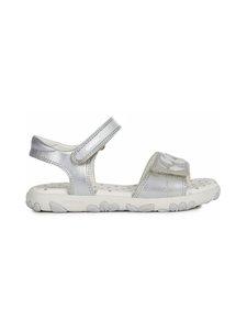 Geox - Haiti-sandaalit - C1007 SILVER | Stockmann