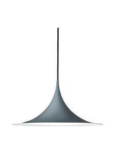 Gubi - Semi-riippuvalaisin ⌀ 47 cm - ANTHRACITE GREY GLOSSY | Stockmann