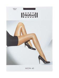 Wolford - Neon 40 den -sukkahousut - BLACK | Stockmann