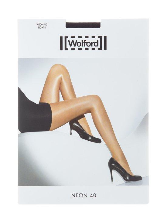 Wolford - Neon 40 den -sukkahousut - BLACK | Stockmann - photo 1