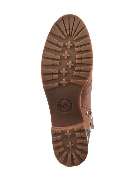 Michael Michael Kors - Bronte Ankle Boot -nahkanilkkurit - 230 LUGGAGE   Stockmann - photo 3