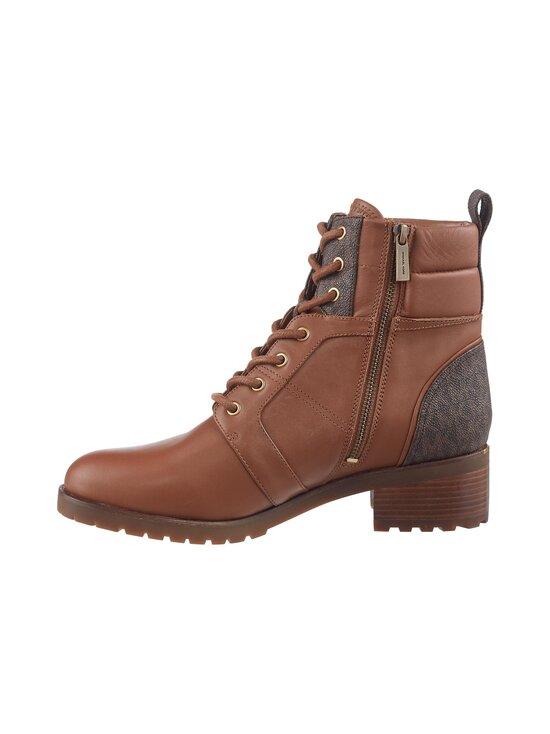 Michael Michael Kors - Bronte Ankle Boot -nahkanilkkurit - 230 LUGGAGE   Stockmann - photo 4