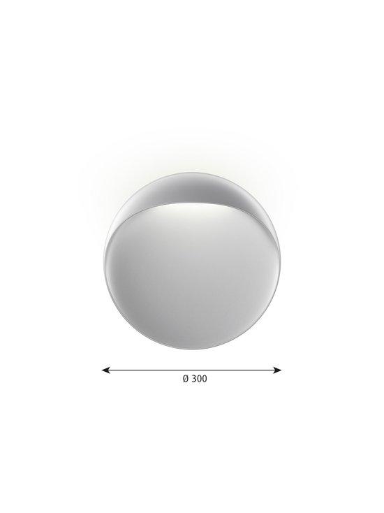 Louis Poulsen - Flindt-seinävalaisin 30 cm - ALUMINIUM | Stockmann - photo 2