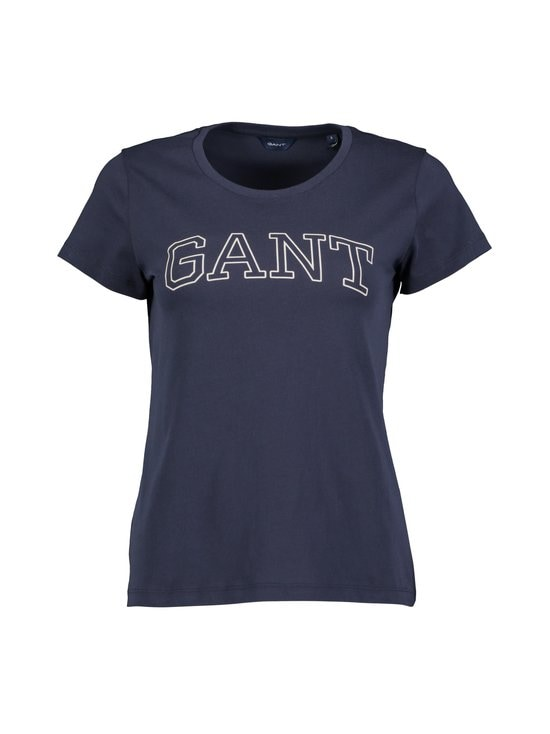 GANT - Arch Logo -paita - EVENING BLUE | Stockmann - photo 1