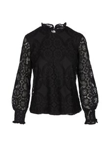 cut & pret - Neena Lace -pusero - BLACK | Stockmann