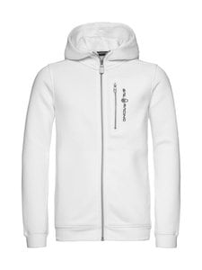 Sail Racing - JR Bowman Zip Hood -huppari - 101 WHITE | Stockmann