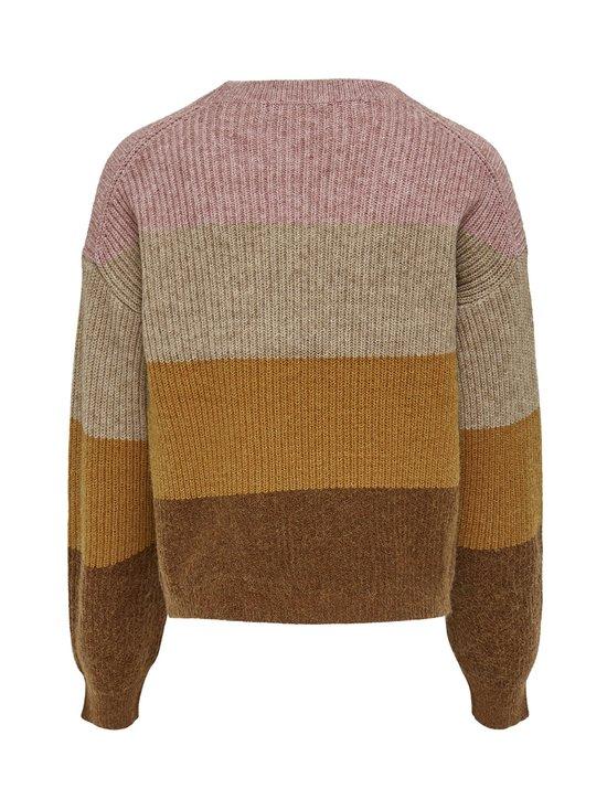 KIDS ONLY - KonSandy L/S Stripe Pullover -neule - DUSTY ROSE | Stockmann - photo 2