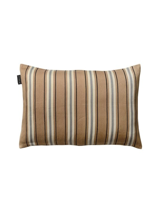 Linum - Lucca-tyynynpäällinen 40 x 60 cm - CAMEL BROWN | Stockmann - photo 1