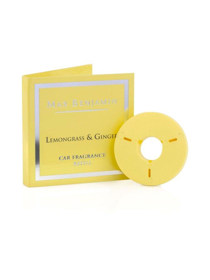Lemongrass Ginger -täyttöpakkaus ilmanraikastimeen