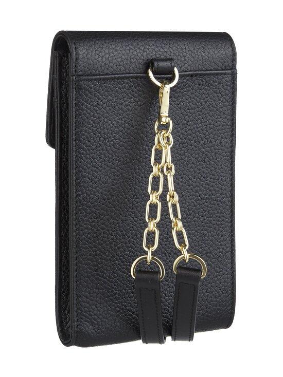 Ted Baker London - Siiindy Scallop Detail Xbody Phone Pouch -nahkalaukku - 00 BLACK | Stockmann - photo 2