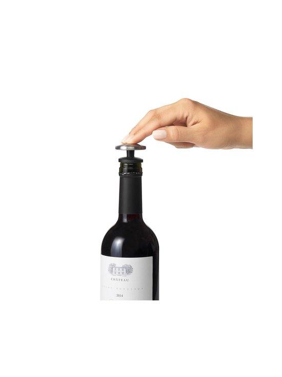 OXO - SteeL Expanding Wine Stopper -viinipullon korkki 2 kpl - CHROME | Stockmann - photo 6