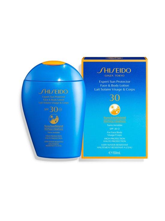 Shiseido - Expert Sun Protector Face & Body Lotion SPF 30 -aurinkosuojavoide 150 ml - NOCOL | Stockmann - photo 2