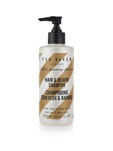 Ted Baker London - Hair & Beard Shampoo 300 ml - null   Stockmann