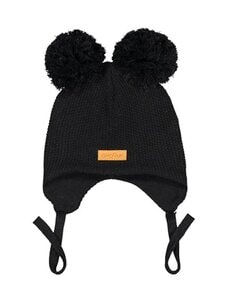 Gugguu - DOUBLE TUFT BABY -pipo - BLACK | Stockmann