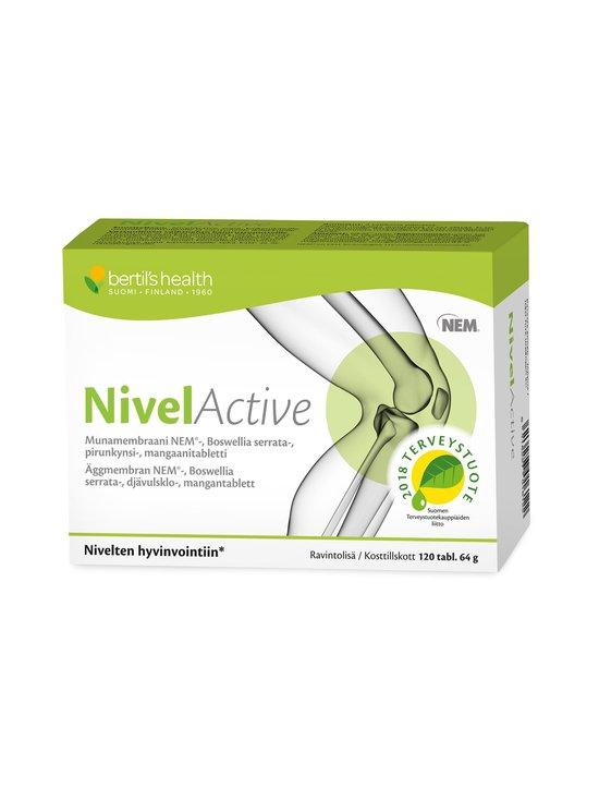 Bertils Health - NivelActive 120 tabl - NOCOL | Stockmann - photo 1