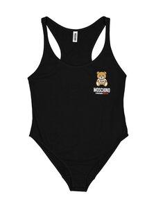 Moschino - Underbear Bodysuit -body - 555 BLACK   Stockmann