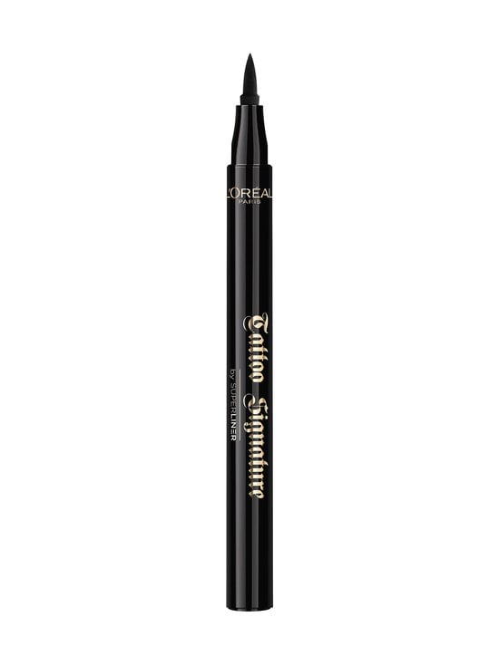 L'Oréal Paris - Superliner Tattoo Signature -rajauskynä - MUSTA | Stockmann - photo 1