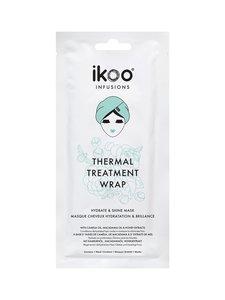 Ikoo - Treatment Wrap Hydrate & Shine -kosteuttava ja kiiltoa antava hiusnaamio | Stockmann
