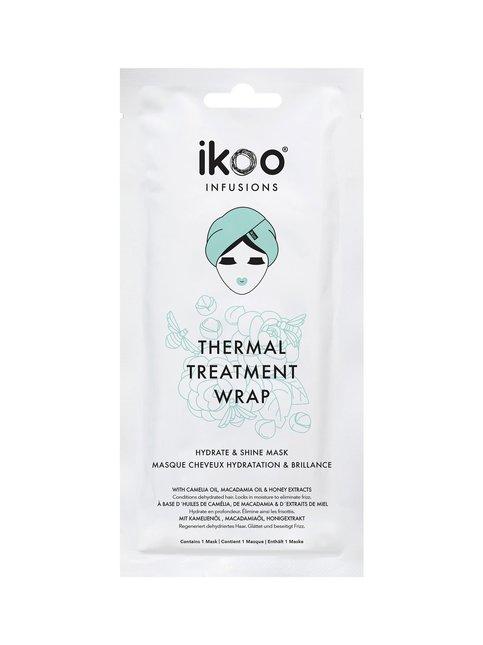 Treatment Wrap Hydrate & Shine -kosteuttava ja kiiltoa antava hiusnaamio