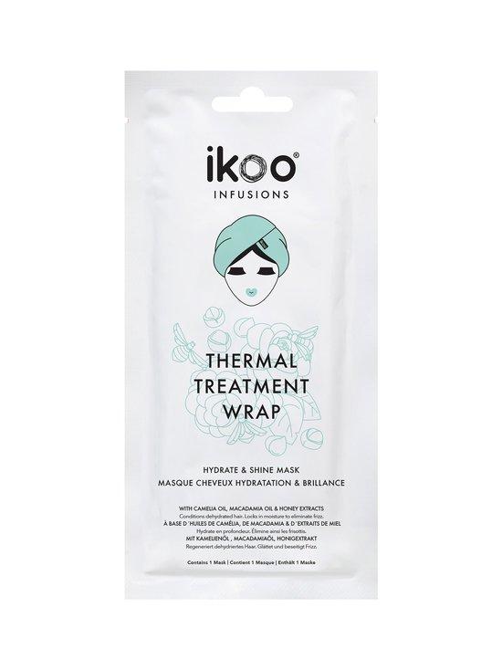 Ikoo - Treatment Wrap Hydrate & Shine -kosteuttava ja kiiltoa antava hiusnaamio - NOCOL | Stockmann - photo 1