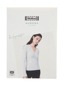 Wolford - Aurora Pullover -poolopaita - 7005 BLACK | Stockmann