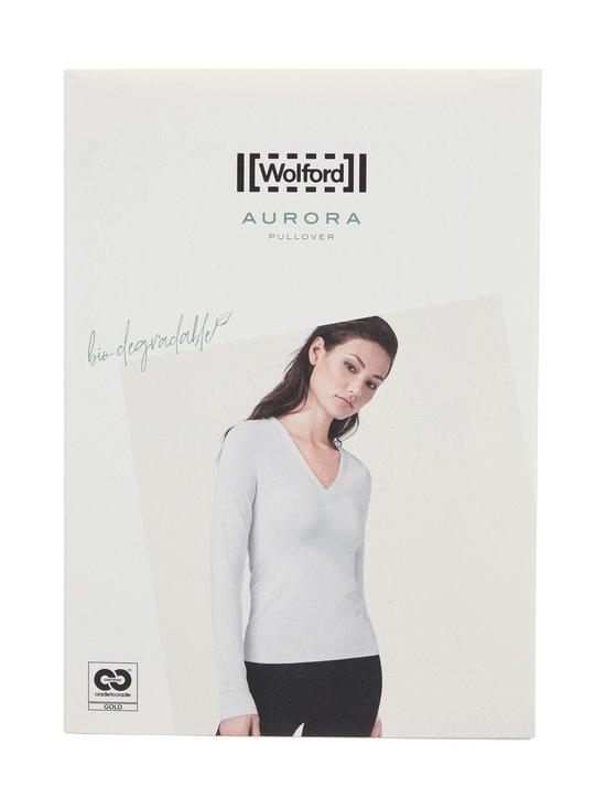 Wolford - Aurora Pullover -poolopaita - 7005 BLACK | Stockmann - photo 1