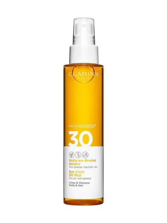 Clarins - Invisible Sun Care Oil Mist for Body & Hair SPF 30 -aurinkosuojaöljy 150 ml - NOCOL   Stockmann - photo 1