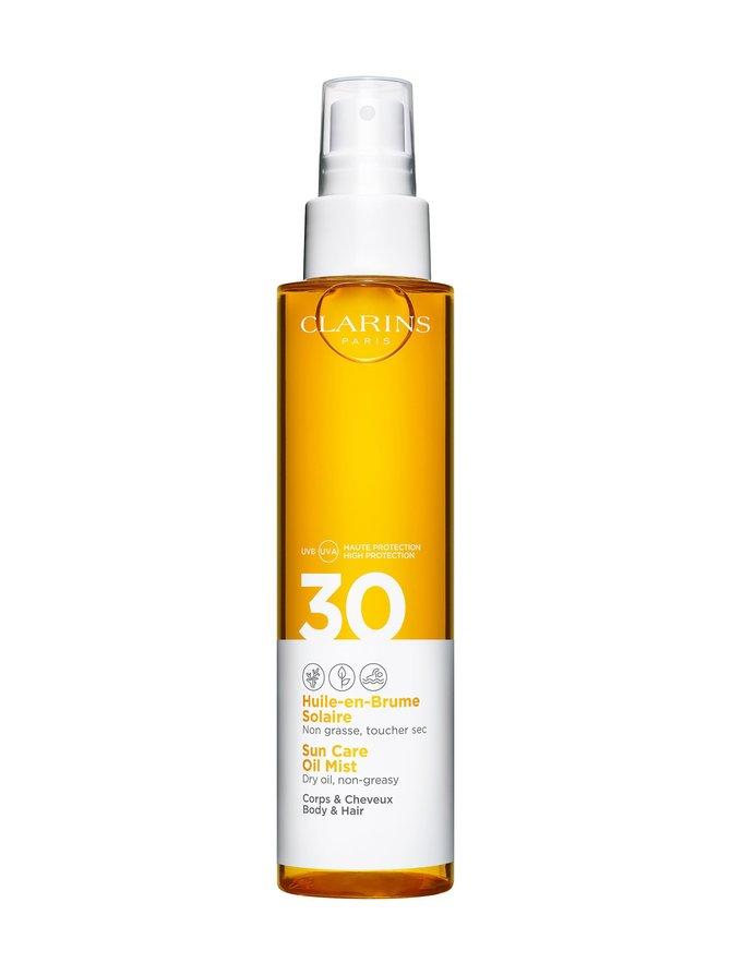 Invisible Sun Care Oil Mist for Body & Hair SPF 30 -aurinkosuojaöljy 150 ml