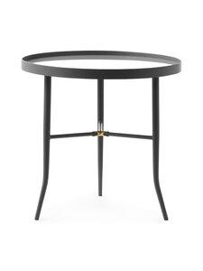 Normann Copenhagen - Lug Table Small -pöytä 49 x ⌀ 50 cm - GREY   Stockmann