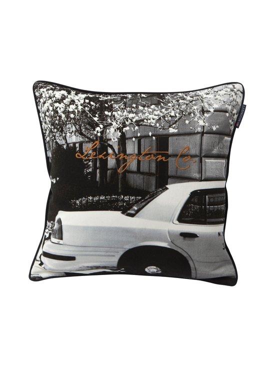 Lexington - Car-tyynynpäällinen 50 x 50 cm - WHITE/BLACK | Stockmann - photo 1