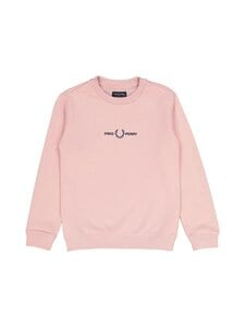 Fred Perry - Collegepaita - J10 CHALKY PINK | Stockmann