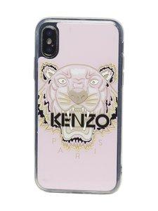 Kenzo - iPhone XS Max Tiger -suojakuori - PASTEL PINK | Stockmann