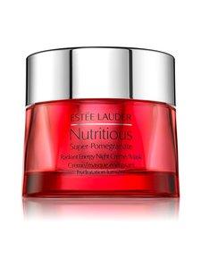 Estée Lauder - Nutritious Super-Pomegranate Radiant Energy Night Créme/Mask -yövoide 50 ml | Stockmann