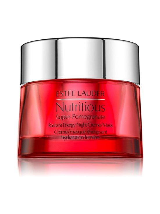 Estée Lauder - Nutritious Super-Pomegranate Radiant Energy Night Créme/Mask -yövoide 50 ml - NOCOL | Stockmann - photo 1