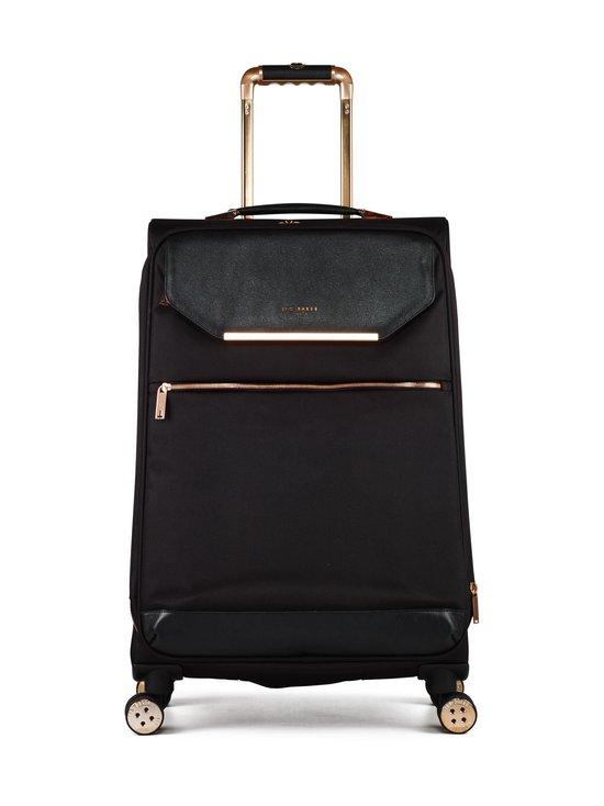 Ted Baker London - Albany Medium 4 Wheel Trolley -matkalaukku - BLACK/ROSEGOLD | Stockmann - photo 1