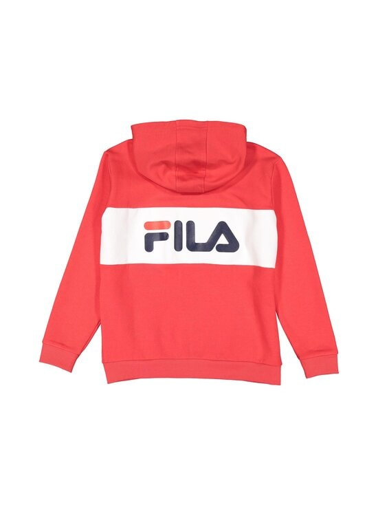 Fila - Norma-huppari - G12 TRUE RED-BRIGHT WHITE | Stockmann - photo 2
