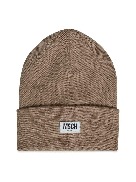Moss Copenhagen - Mojo Beanie -merinovillasekoitepipo - TRAVERTINE | Stockmann - photo 1