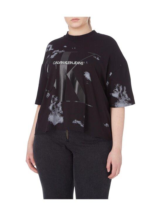 Calvin Klein Jeans Plus - PLUS CLOUD WASHED TEE -paita - BEH CK BLACK | Stockmann - photo 3