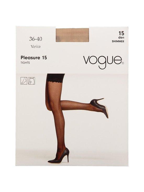 Vogue - Pleasure 15 den -sukkahousut - VENICE | Stockmann - photo 1