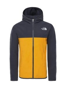 The North Face - B Glacier Full Zip Hoodie -huppari - SUMMIT GOLD | Stockmann