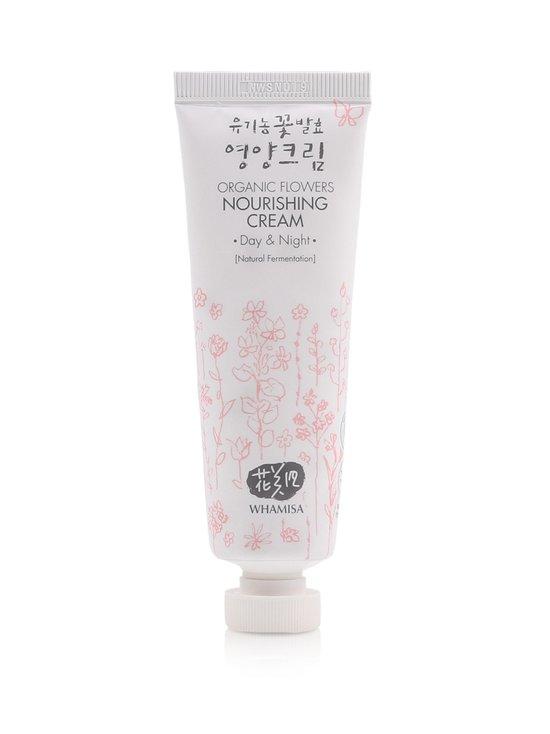 Whamisa - Organic Flowers Nourish Cream -kasvovoide 50 ml - NOCOL | Stockmann - photo 1